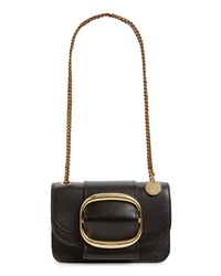 See by Chloe Hopper Leather Shoulder Bag