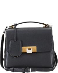 Balenciaga Le Dix Soft Mini Cartable Bag Black