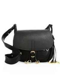 Prada Leather Corsaire Messenger Bag