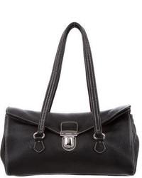 Prada Leather Easy Satchel