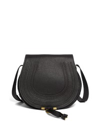 Chloé Marcie Medium Leather Crossbody Bag