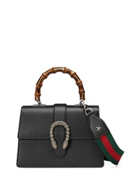 Gucci Medium Dionysus Leather Satchel