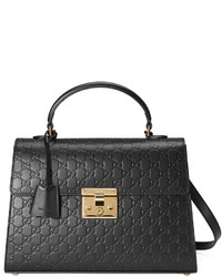 Gucci Padlock Signature Top Handle