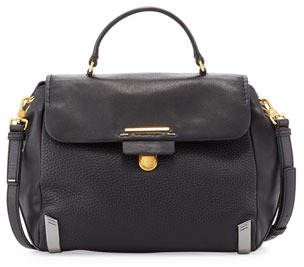 69630c149644 ... Marc by Marc Jacobs Sheltered Island Top Handle Satchel Black ...