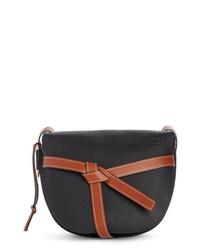 Loewe Small Gate Leather Crossbody Bag