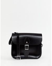 Leather Satchel Company The Single Medium Cross Body Bag Patent