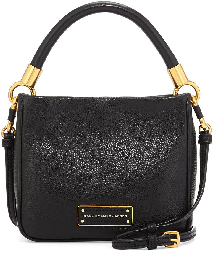 Marc By Jacobs Too Hot To Handle Mini Crossbody Bag Black