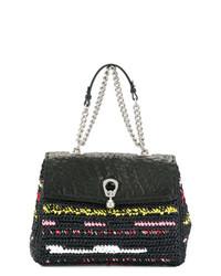 Woven shoulder bag medium 7538313