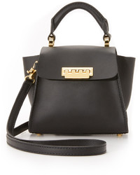 Zac Posen Zac Eartha Top Handle Mini Cross Body Bag