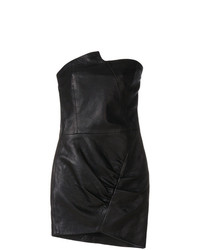 IRO Asymmetric Fitted Dress