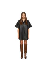 Aeron Black Anok Tunic Dress