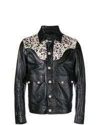 DSQUARED2 Animal Yoke Jacket