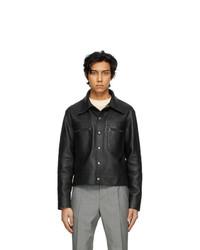 Maison Margiela Black Sports Jacket