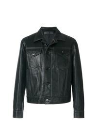 Neil Barrett Contrast Stitch Jacket