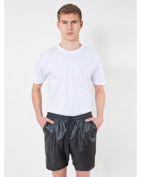American Apparel Vegan Leather Kool Short