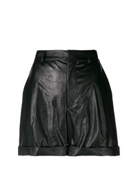 Philosophy di Lorenzo Serafini Biker Fitted Shorts