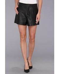 Calvin Klein Faux Leather Short