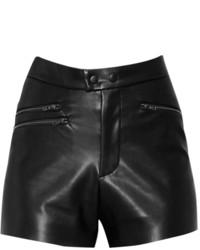 ChicNova Street Metal Zipper Shorts
