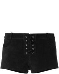 Etoile Isabel Marant Isabel Marant Toile Lace Up Shorts