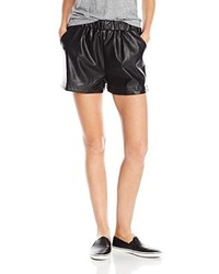 Glamorous Faux Leather Short