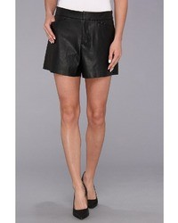 Calvin Klein Faux Leather Short