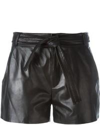 IRO Front Tie Shorts