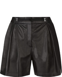 Leisuring Leather Shorts