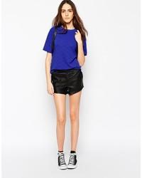 Noisy May Mirsa Pu Shorts