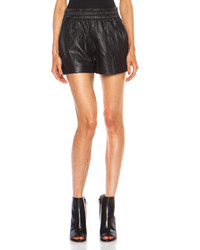 Pam Gela Leather Short