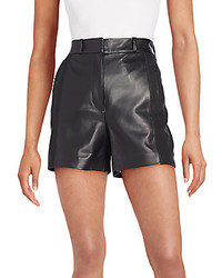Proenza Schouler Leather Shorts