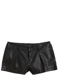 7 For All Mankind Slim Fit Coated Shorts