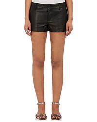 Zadig Et Voltaire Zadig Et Voltaire Leather Shorts