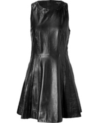 Rag and Bone Rag Bone Black Leather Dress