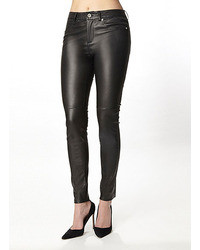 BB Dakota Lucille Leather Skinny