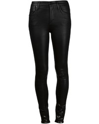 Citizens of Humanity Coated Skinny Jeans