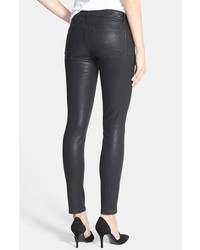Paige Edgemont Coated Ultra Skinny Jeans