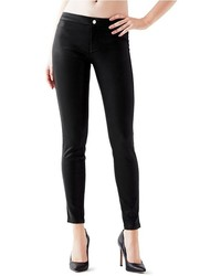 GUESS Mid Rise Push Up Jeggings