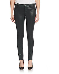 James Jeans Twiggy Coated Denim Legging Jeans