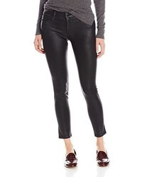 Joe's Jeans Coated Vixen Sassy Skinny Ankle Skinny Jean In