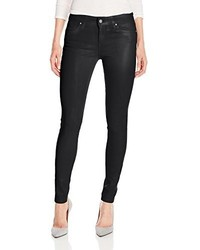 Joe's Jeans Midrise Skinny Coated Jean
