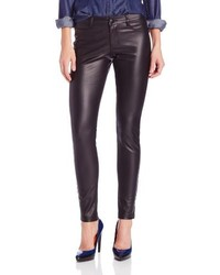 Liverpool Jeans Company Coated Ponte Legging
