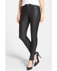 NYDJ Alina Stretch Faux Leather Skinny Jeans