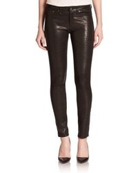 Rag & Bone Jean The Leather Skinny Pants