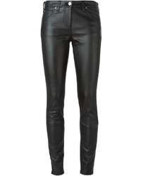 Roberto Cavalli Coated Front Skinny Jeans