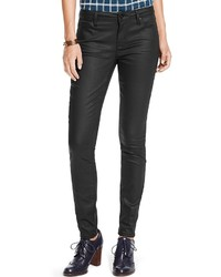Tommy Hilfiger Skinny Black Coated Jean