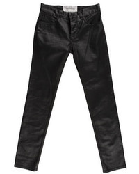 Valentino Coated Denim Jeans