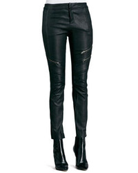A.L.C. Cannova Leather Motorcycle Pants