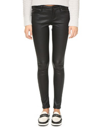 AG Jeans Ag Skinny Leather Pants