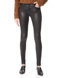 AG Jeans Ag The Skinny Leather Pants