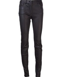 Alexander Wang T By Stretch Leather Trouser